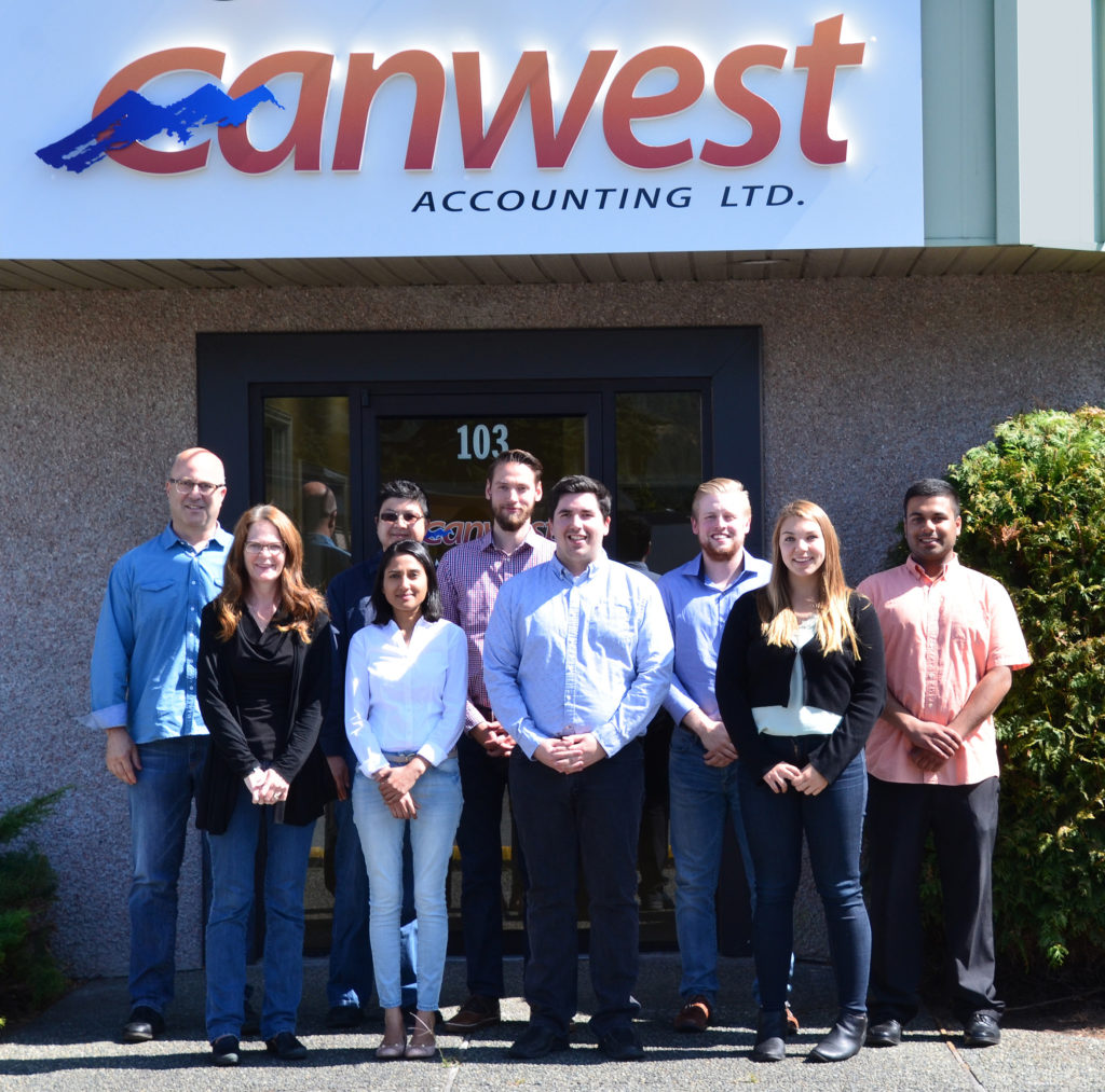 Canwest Employees 2017